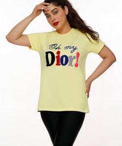 تیشرت Dior کد ۹۰۶