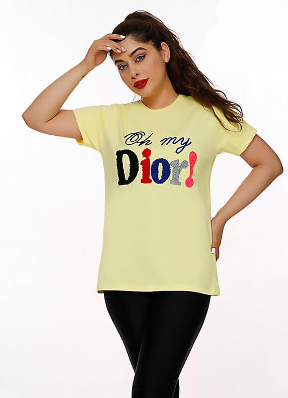 تیشرت-Dior-کد-۹۰۶